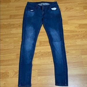 Levi's Medium Dark Wash Jeggings
